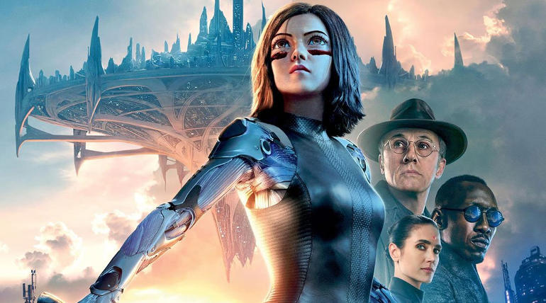 Alita Battle Angel Reviews , Image - Movie Poster
