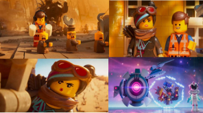 The Lego Movie 2 Trailer Poster