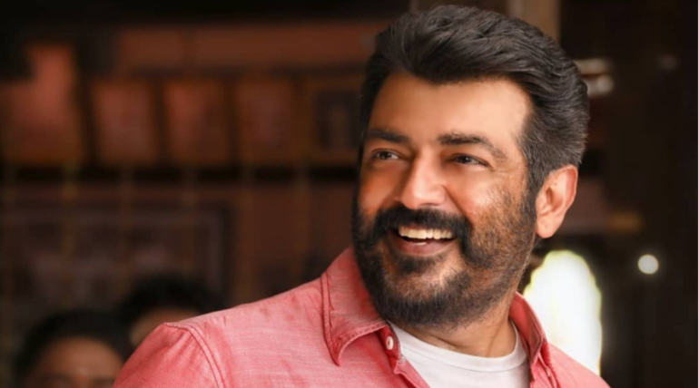 Industry Hit Viswasam , Image - Official movie poster