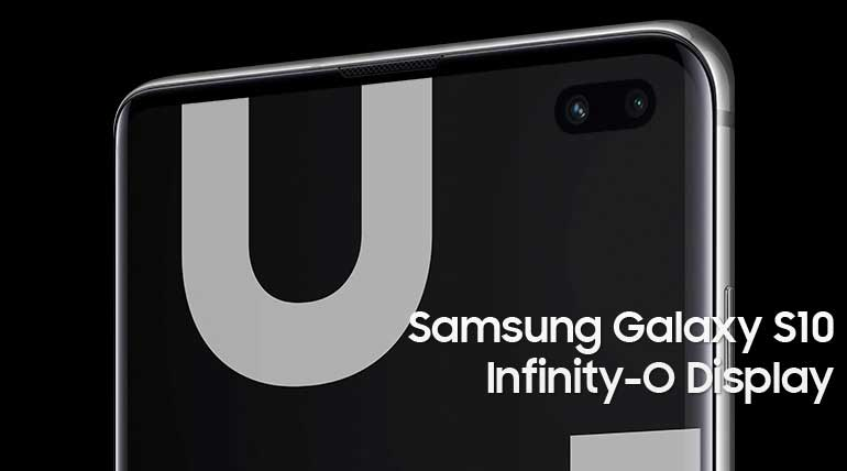 Samsung Galaxy S10. Samsung.com