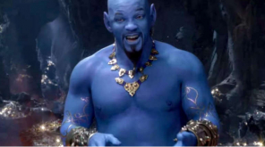 Will Smith as Genie in Aladdin