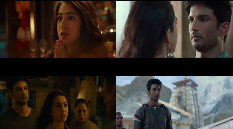 Kedarnath Screenshot from Youtube