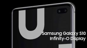 Samsung Galaxy S10 ,  Image- samsung.com