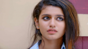 Priya Prakash Varrier in Lovers Day. Youtube Teaser Screenshot