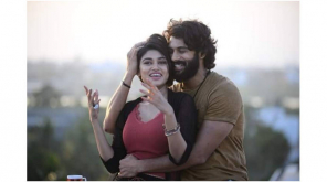 Oviya and Anson Paul in 90ML