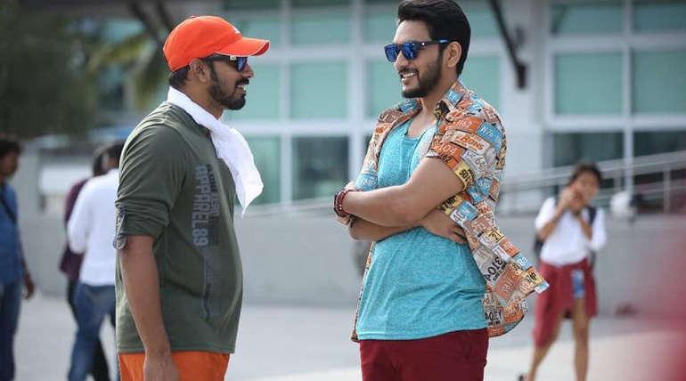 Gautham Karthik and Santhosh P Jayakumar. Image Source @santhoshpj21