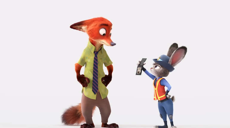 Zootopia 2016 Movie Youtube Screenshot