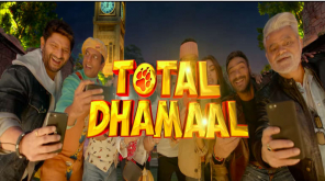 Total Dhamaal Trailer Screenshot
