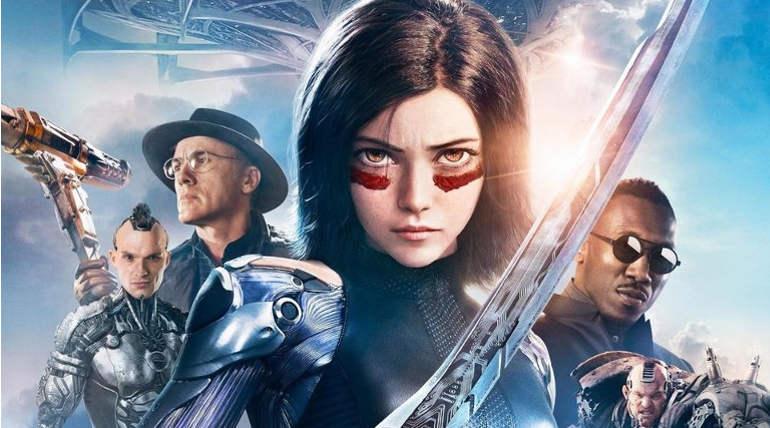 Alita Battle Angel Movie Online Leak, Image - Movie Poster