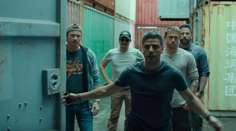 Triple Frontier Trailer Screenshot Netflix