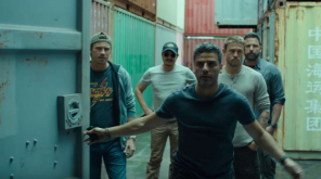 Triple Frontier Trailer Screenshot Netflix