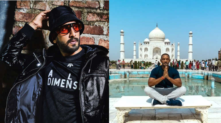 Will Smith Impressed with Ranveer Singh Gully Boy