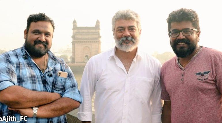 Ajith Siva Vetri combo coming soon?