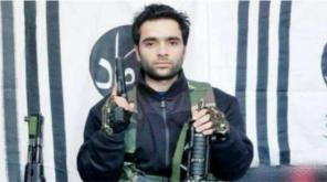 Pulwama Attacker Adil Ahmad Dar (Image by JEM)