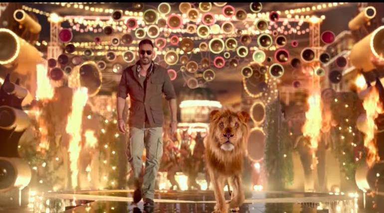 Ajay Devgn in film Total Dhamaal