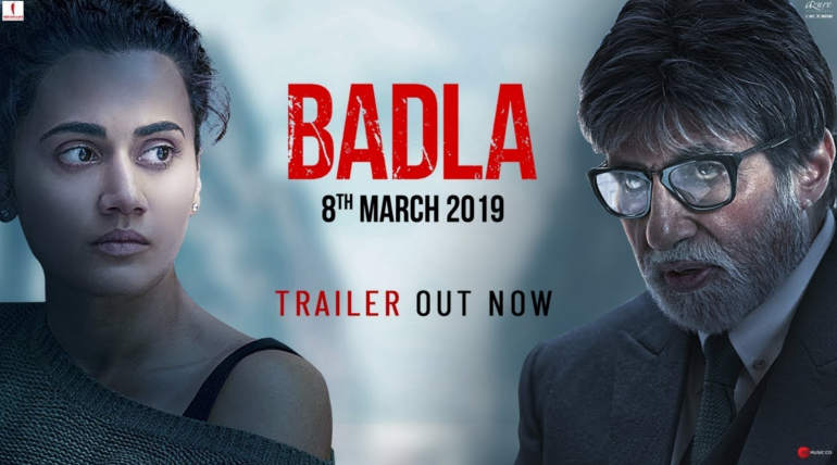 Image result for badla movie poster hd