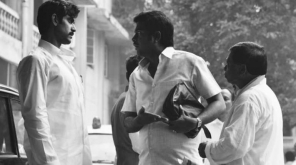 Working Still from NTR Mahanayakudu