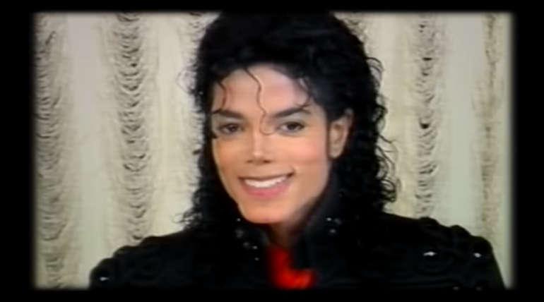 Michael Jackson in Leaving NeverLand Trailer