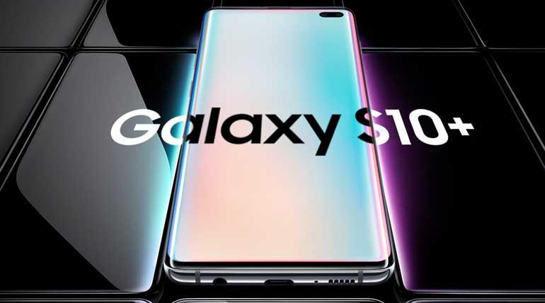 Samsung Galaxy S10 plus , Image- samsung.com