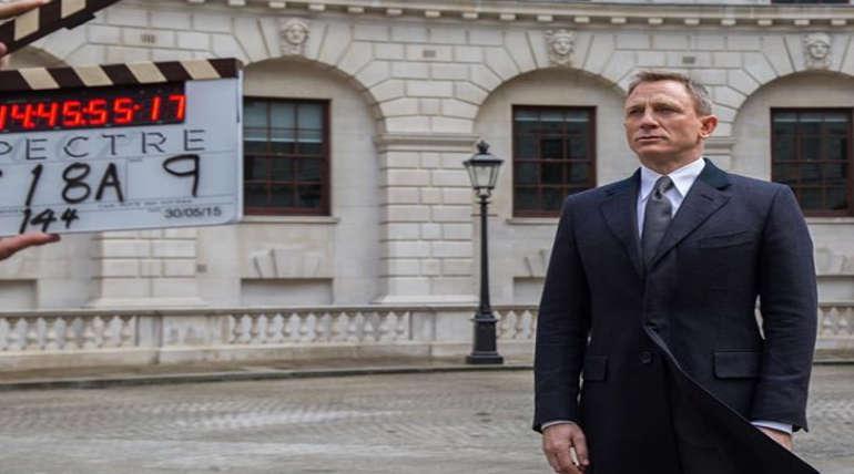 James Bond 25 Daniel Craig