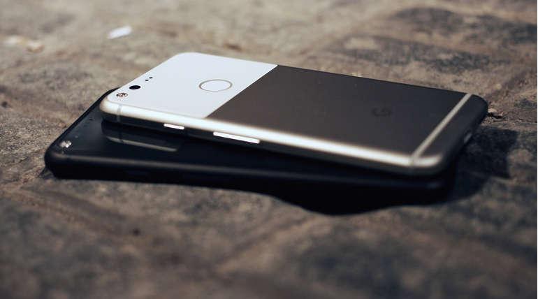 Google Pixel SmartPhone. PixelBay
