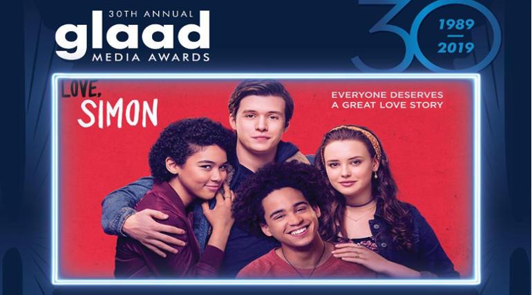 GLAAD Media Awards 2019 Winners List , Image - @glaad Twitter