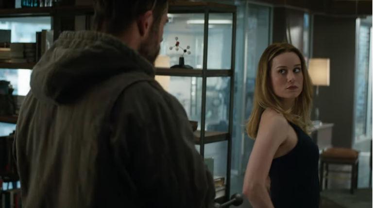 Avengers Endgame Trailer 2 Image YouTube Snapshot