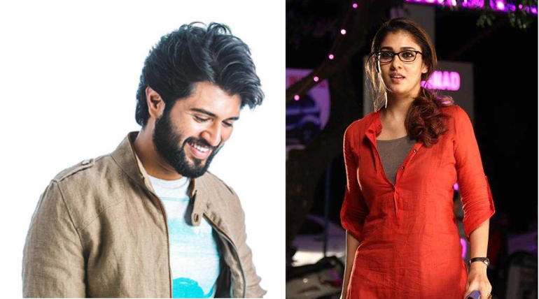 Vijay Deverakonda and Nayan to Pair up , Image Courtesy- IMDB