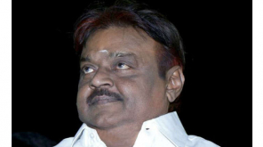 Vijaykanth. Image Source: wikimedia
