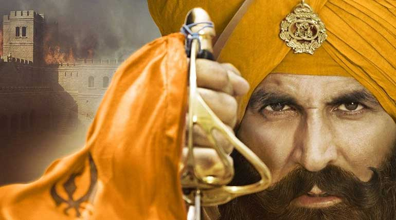 Akshay Kumar Kesari Movie Leaked by Tamilrockers Online Today Affect Box Office Collection