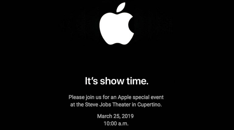 Apple on its Official Site
