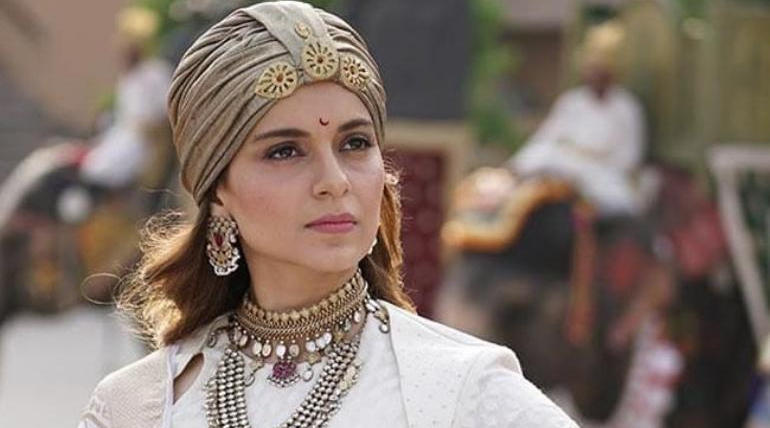 I Have a Boyfriend and Ready for Marraige Says Kangana Ranaut , Image - Manikarnika Still
