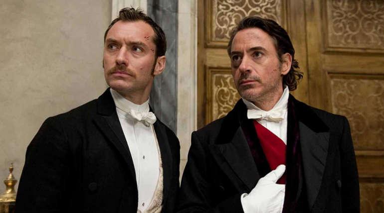 Sherlock Holmes. Image Source : Imdb