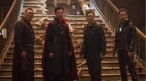 Avengers Infinity War Image Courtesy - IMDB