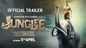 Junlgee Trailer Image Courtesy - Junglee Pictures