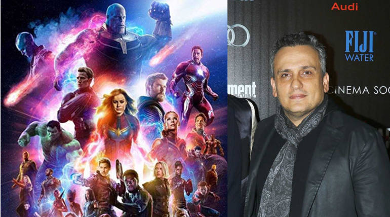 Joe Russo all set to visit India ahead of 'Avengers: Endgame' release