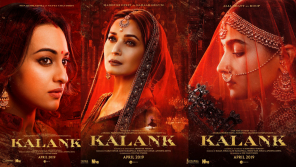 Kalank First Look @karanjohar