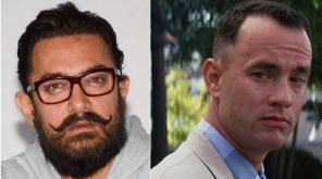Aamir Khan Tom Hanks Image Courtesy - IMDB