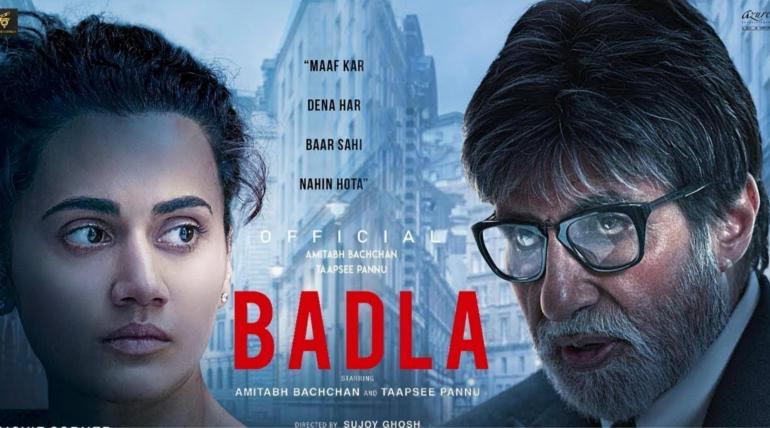 Badla Movie Reviews ,Image - Badla Poster