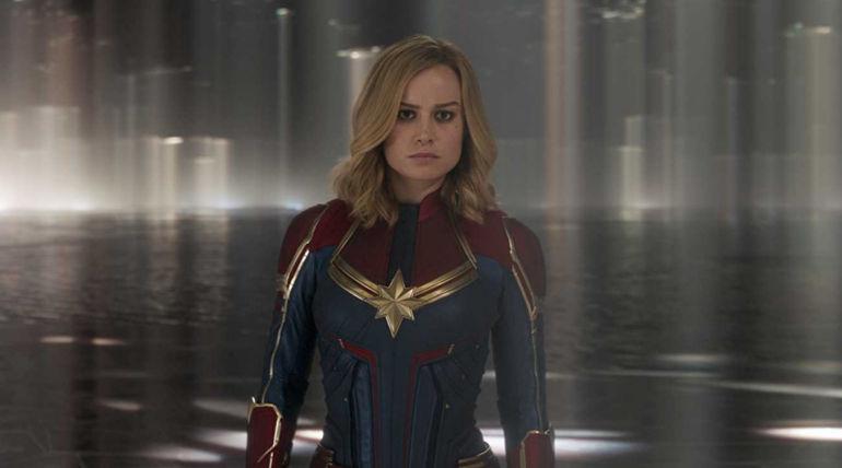 Captain Marvel WW Box Office