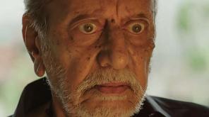 Charuhassan in Dhadha 87. Trailer Screenshot.