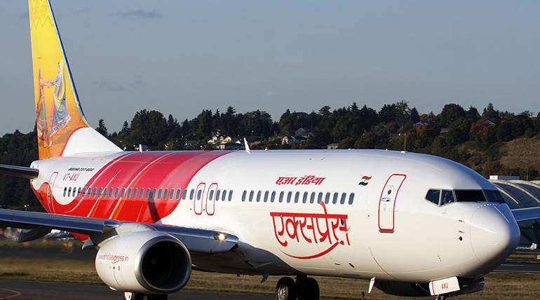Boeing 737 India , Image Courtesy - Wikipedia