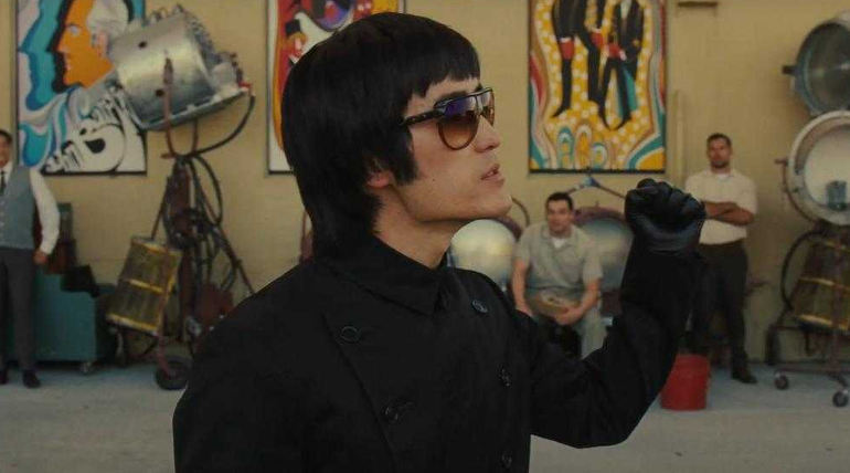 Bruce Lee in Once Upon a Time in Hollywood Trailer