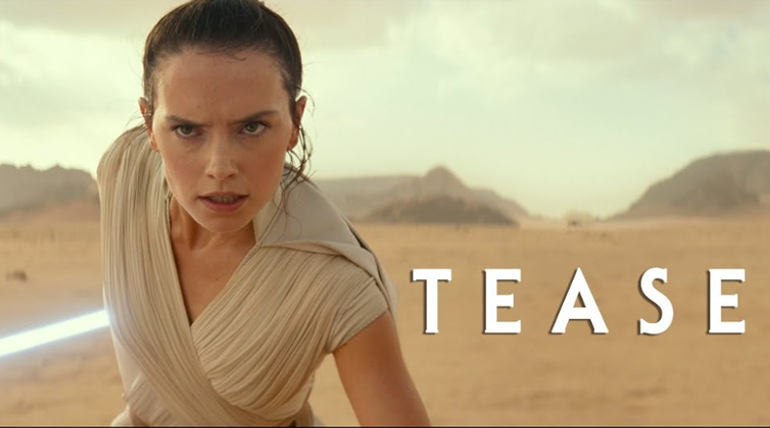 Star Wars: The Rise of Skywalker Teaser , Courtesy Walt Disney Studios