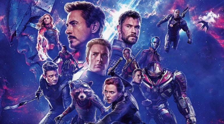 Marvel Cinematic Universe Avengers