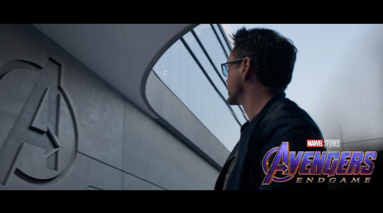 Avengers Endgame: To the End New Trailer