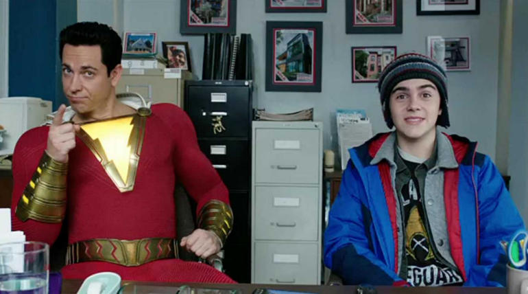 Shazam Movie Early Reports From Critics