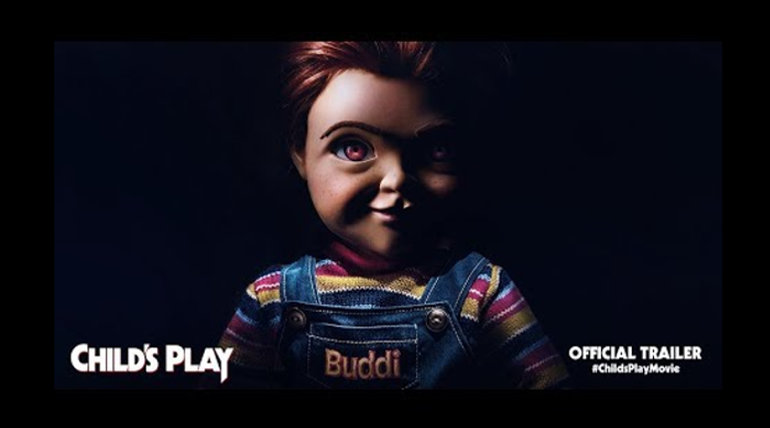 CHILDs PLAY Official New Trailer 2