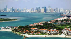 Miami 7th least affordable Area in World