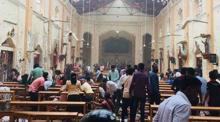 Easter: Sri Lanka Colombo Bomb Blast in Churches and Star Hotels